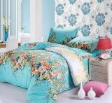 2017 100% de los conjuntos de ropa de cama de algodón/ Sábana para Hotel