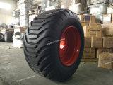 바퀴 변죽 20.00X26.5를 가진 농업 부상능력 타이어 600/55-26.5