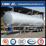 Nuovo 20-60cbm 3axle Aluminium Alloy Fuel/Petrol/Gasoline/Oil/LPG Tanker