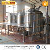 10HL, 20HL, 30HL, 40HL, strumentazione commerciale di preparazione della birra 50HL