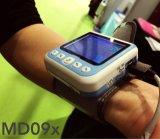 Monitor de pacientes de Pulso Avançada Meditech MD09X com o lembrete de alarme visual