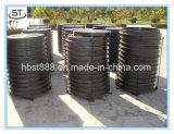 Couverture de trou d'homme de matériaux de construction pour le système de drainage