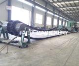 De rubber het Vulcaniseren van de Transportband van de Zijwand Het Genezen van de Pers Machine van het Vulcaniseerapparaat