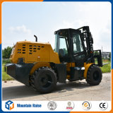 China Factory 3.5ton All Off Load Forklift com vários anexos