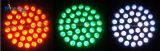 Luz ao ar livre da PARIDADE 36PCS*15W da iluminação IP65 do disco do estágio do diodo emissor de luz
