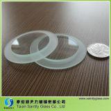 Ausgeglichenes Jobstepp-Glas mit Polier- und Grinded umrandet Sicherheits-Ecken-Bohrlöcher