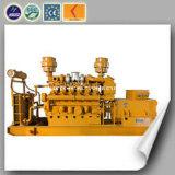 CE Aprobar 500kw planta de energía silencioso Generador de Biogás