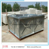 Heißer eingetauchter galvanisierter Wasser-Druckbehälter