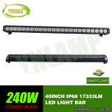 barra chiara di 40inch 240W LED con CREE LED per 4X4 SUV
