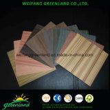 Contrachapado natural de madera de haya para muebles