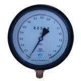 6inch-150mm Black Steel Case Brass Internal 1.6MPa Precision Pressure Gauge