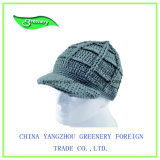 昇進の子供の冬のEarflapの暖かいニットの帽子