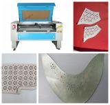 가죽, 단화를 만드는 PU를 위한 이산화탄소 Laser 절단 그리고 조각 기계