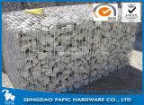 Gabion de aço galvanizado para o muro Pg1510009