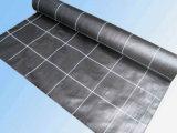 Cubierta de tierra perforada aguja de la tela del PVC