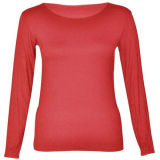Girlsのための長いSleeve T-Shirt