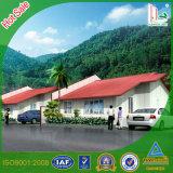 Ökonomisches Zwischenlage-Panel-vorfabriziertes modulares Landhaus (KHT1-018)