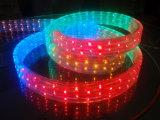 Het regelmatige RGB 5 LEIDENE van de Draad Vlakke Licht van de Kabel