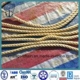 CCS/ABS/BV/Kr anerkanntes UHMWPE Liegeplatz-Seil