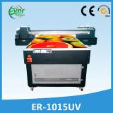 Ce keurde de UV Flatbed Machine van de Druk van Inkjet van Ceramiektegels met Witte Inkt goed