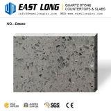 Weiß/Schwarzes/Graues/Blau/Brown-Glasspiegel-Quarz-Stein-mannigfacher Export