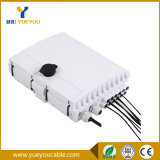 Waterdichte IP65 Fiber Optic Splitter Box met 1*8 PLC Splitter