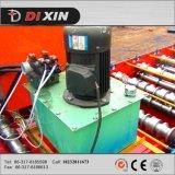 Dixin 828 Stahl-Fliese runzelte die Dach-Panel-Rolle, die Maschine bildet