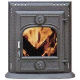 Inserire il riscaldatore/bruciatore, camino dell'inserto della stufa (FIPD003)