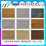 панель стены PVC печатание ширины 20cm нормальная плоская/конструкция украшения паза