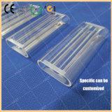 水晶ガラスレーザーキャビティ電極の管レーザーの排出管