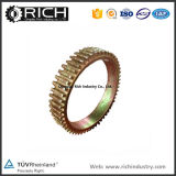 Transmission Gear / ABS Gear Ring Forging / Hyundai Terracan Roue arrière ABS Auto Gear Ring / Professional Excavator Travel Device Anneau / Forged Suspension Tubes