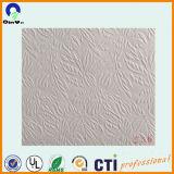 Foill PVC blanco de película de PVC en relieve para falso techo