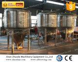 Система заваривать нержавеющей стали электрическая, микро- винзавод 2000L для сбывания
