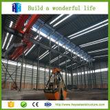 Taller de Prebuild de la estructura de acero del diseño del ahorro de costes