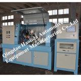 Machine de test de turbocompresseur, vitesse d'essai, flux d'air, surpression