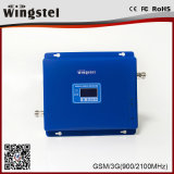 UMTS 2g 3G GSM / WCDMA 900 / 2100MHz China Strong Signal Mobile Phone Booster