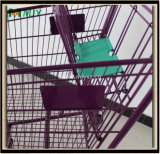 180 litros del supermercado de carretilla Mjy-180c2 de las compras