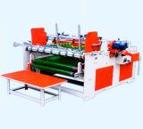 Machine semi automatique de Gluer de dépliant de boîte en carton ondulé