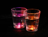 Banquete Banquete Bar Night Club Plástico LED Lighting Glass Cup