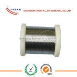 Níquel Manganeso Stranded (Ni212) de la cinta de níquel puro / alambre Ni200 / Ni201