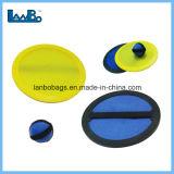 Los chicos de plástico personalizadas de captura de gancho y bucle juego de pelota