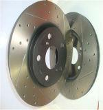 Disque de frein de qualité pour la découverte 3 2.7tdv6 OE diesel de Land Rover : Lr007055
