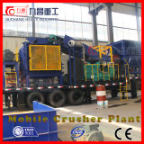 Qualitäts-Felsen-Zerkleinerungsmaschine-beweglicher Zerkleinerungsmaschine-Maschinen-Lieferant von China