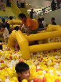 Supermall에 있는 제조자 디자인 백만 볼 게임, 시장, 위락 공원, 운동장
