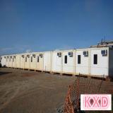 Het vlakke Kamp van de Container van het Pak met de Certificatie van Ce