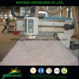 La superposición de papel acanalado para muebles de madera contrachapada Cecoration o producir