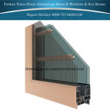 China Manufacturer Factory Price Fenêtre coulissante en aluminium (Baoshi Broken Bridge Windows Series)