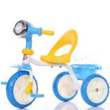 2017熱い販売の赤ん坊の三輪車、子供の三輪車は、三輪車-986をからかう