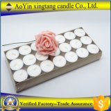 Comercio al por mayor baratos velas Tealight 12g para la boda de playa