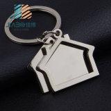 Anello chiave su ordinazione della catena chiave di Keychain del metallo a forma di della Camera